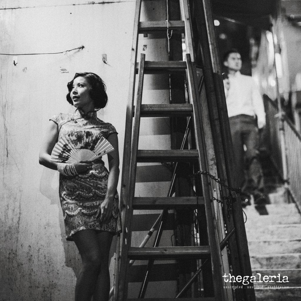 Hong Kong Pre-Wedding by Film Wedding Photographer Brian Ho from thegaleria