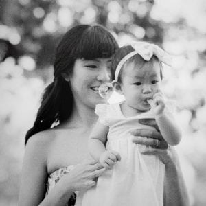 Family Portraits by Film Photographer Brian Ho from thegaleria