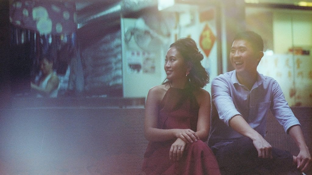 Hong Kong Pre Wedding by Film Wedding Photographer Brian Ho / thegaleria // CineStill 800T